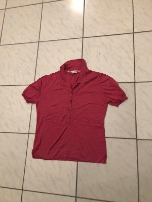 Bongenie Grieder Polo shirt magenta