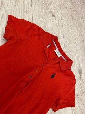 U.s. polo assn. Top Polo rouge