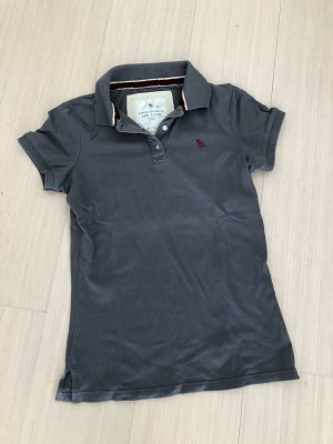 Abercrombie & Fitch Polo gris
