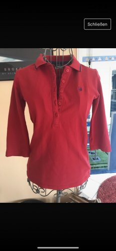 Bruno Banani Polo Shirt brick red