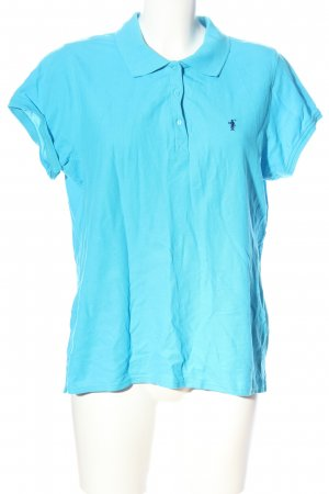 Polo Club Polo turchese stile casual