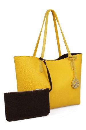 Beverly Hills Polo Club Shopper yellow