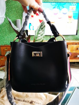 Beverly Hills Polo Club Carry Bag black
