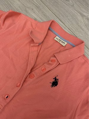 U.s. polo assn. Top Polo rosa-rosa