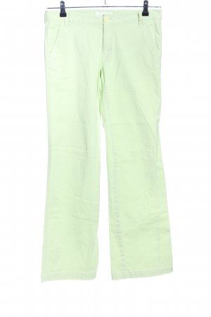 Polo Garage Flares green casual look