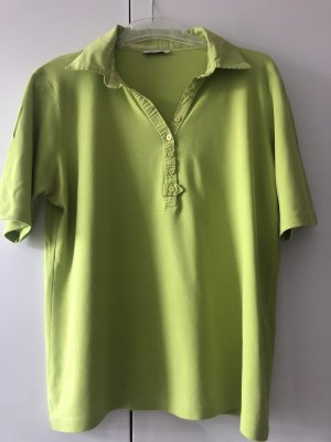 Lilienfels V-Neck Shirt green-lime-green