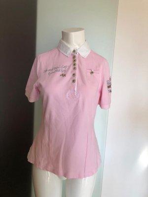 Polo Hemd Shirt Gr 38 M von L'Argentina