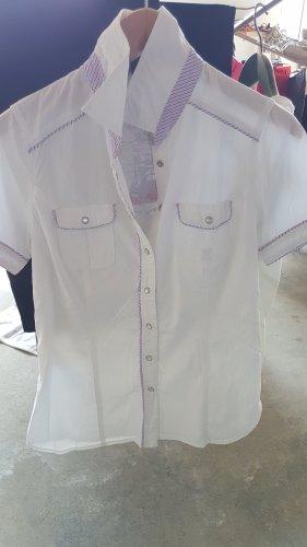 Polo Hemd weiß, Polo Sylt
