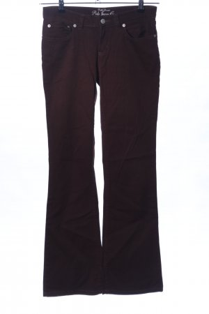 Polo Jeans Co. Ralph Lauren Boot Cut Jeans braun Casual-Look