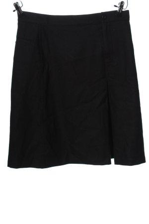 Polo Jeans Co. Ralph Lauren Glockenrock schwarz Casual-Look