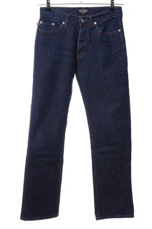 Polo Jeans Co. Ralph Lauren Hoge taille jeans blauw zakelijke stijl
