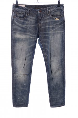 Polo Jeans Co. Ralph Lauren Hüftjeans blau Casual-Look