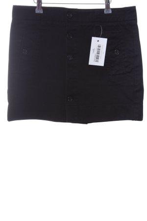 Polo Jeans Co. Ralph Lauren Jeansrock schwarz Casual-Look