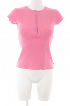 Polo Jeans Co. Ralph Lauren Polo-Shirt pink Casual-Look