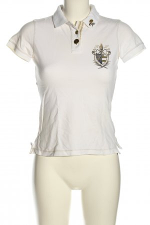 Polo Jeans Co. Ralph Lauren Polo-Shirt Motivdruck Casual-Look