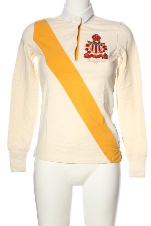 Polo Jeans Co. Ralph Lauren Rugbyshirt prints met een thema casual uitstraling