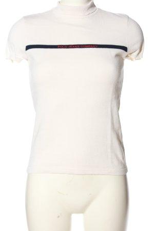 Polo Jeans Co. Ralph Lauren Rollkragenpullover mehrfarbig Casual-Look