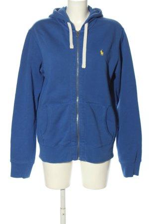 Polo Jeans Co. Ralph Lauren Sweatjacke blau sportlicher Stil