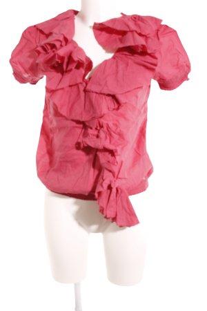 Polo Jeans Co. Ralph Lauren V-Ausschnitt-Shirt pink