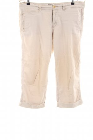 Polo Jeans Company 3/4 Length Trousers cream casual look