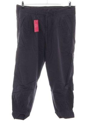 Polo Jeans Company Bundfaltenhose schwarz Casual-Look