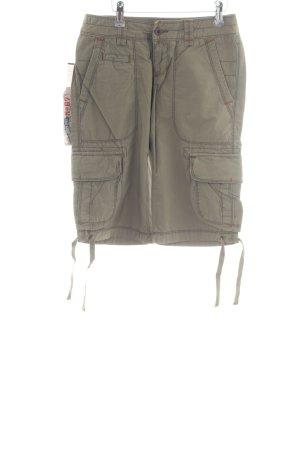 Polo Jeans Company Cargohose khaki Casual-Look