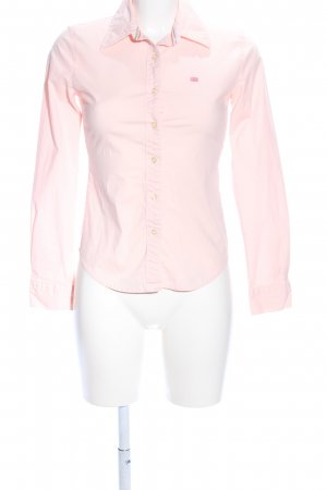 Polo Jeans Company Hemd-Bluse nude Business-Look