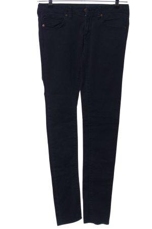 Polo Jeans Company Jeans taille basse noir style décontracté
