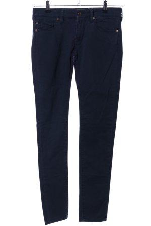Polo Jeans Company Jeans taille basse bleu style décontracté