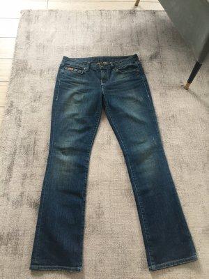 Polo Jeans Company Jeans coupe-droite bleu
