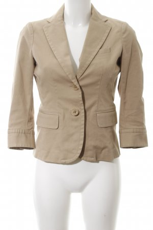 Polo Jeans Company Kurz-Blazer nude Business-Look