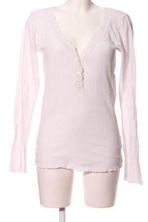 Polo Jeans Company Langarm-Bluse pink Casual-Look