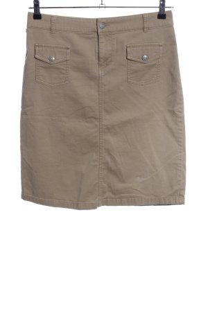 Polo Jeans Company Midirock braun Casual-Look