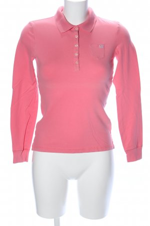 Polo Jeans Company Polo-Shirt pink Casual-Look
