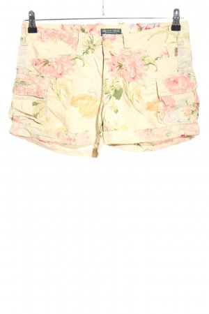Polo Jeans Company Shorts Blumenmuster Casual-Look
