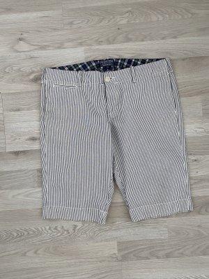 Polo Jeans Company Shorts Weiß Blau 29