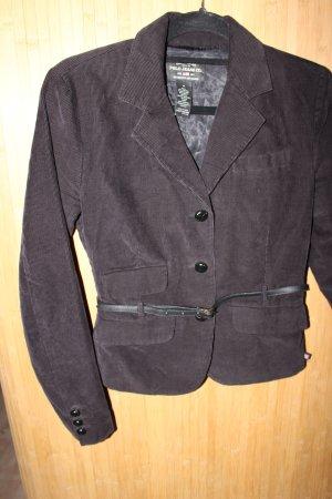 Polo Jeans Co. Ralph Lauren Veste courte noir coton