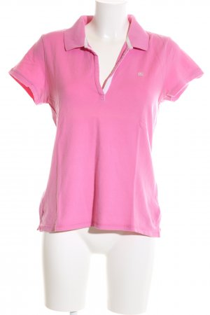 Polo Jeans T-Shirt pink Casual-Look