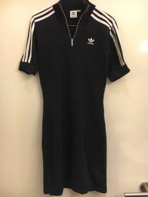 Adidas Robe Polo bleu foncé