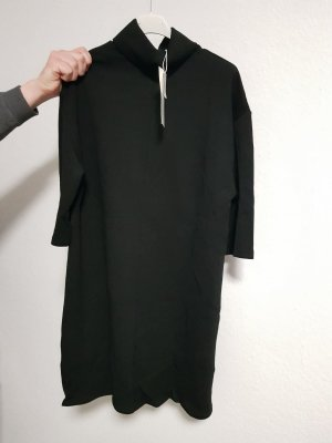 Zara Polo Dress black