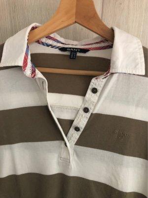 Polo Kragen Langarmshirt Gant