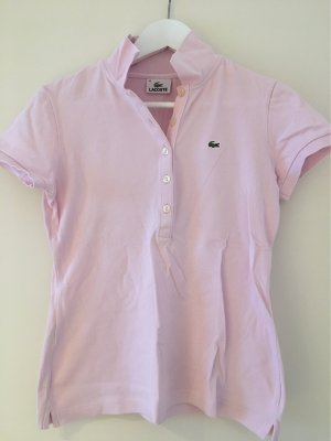 Lacoste Polo Top pink-light pink