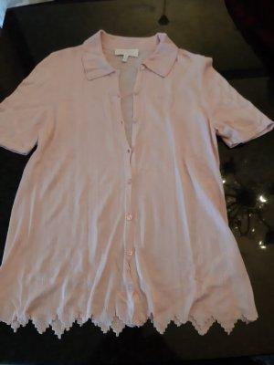 Escada Polo Shirt dusky pink