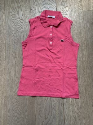 Lacoste Polotop framboosrood