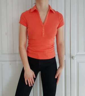Esprit Polo Top orange