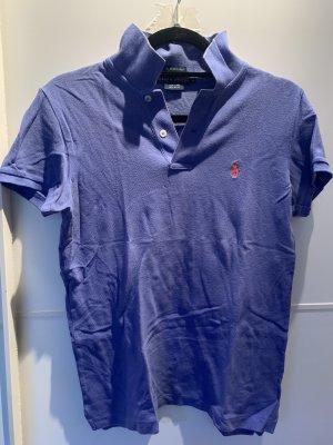 Ralph Lauren Polo shirt staalblauw
