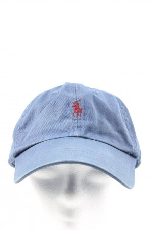 Polo Ralph Lauren Baseball Cap blue casual look
