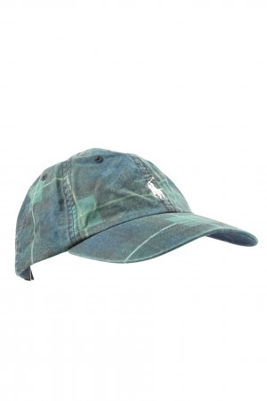 Polo Ralph Lauren Baseball Cap abstract pattern casual look