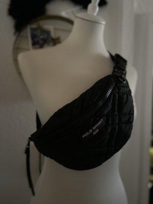 Polo Ralph Lauren Bauchtasche schwarz