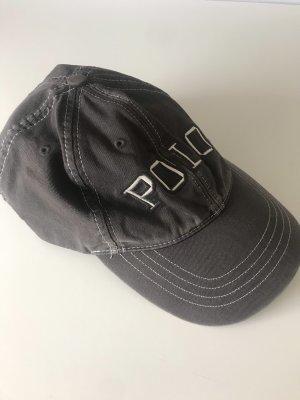 Polo Ralph Lauren Casquette de baseball gris foncé